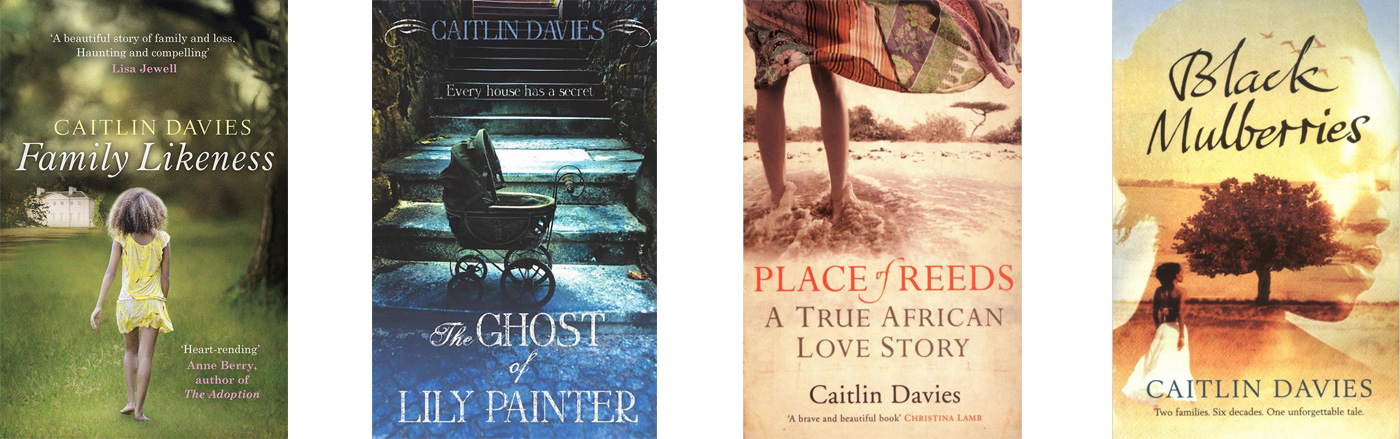 Caitlin Davies - writer, author, novelist, journalist, UK