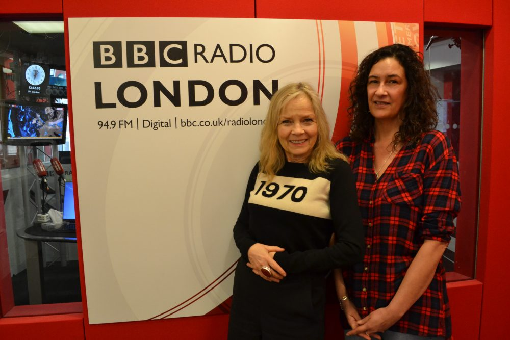 Interview with Jo Good, BBC Radio London